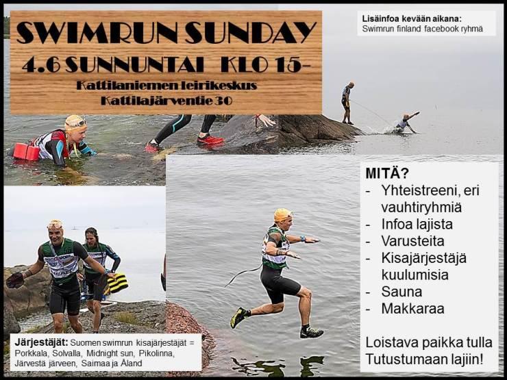 Swimrunsunday